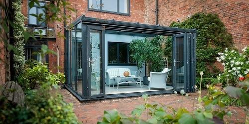 conservatory modern